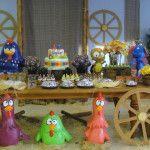 Festa da Galinha Pintadinha!!!