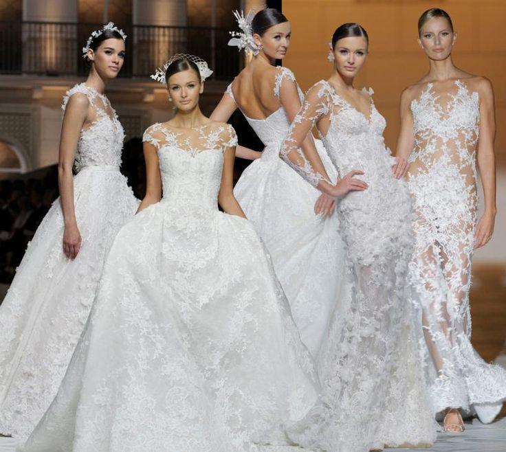 vintermote 2015 - Bridal dresses