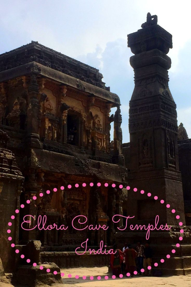 Ellora Temples | Ellora Caves Sculpture | Ellora India -  Ellora Caves in the Maharashtra state of India are a popular tourist destination worldwide for the magnificent sculptures and carvings.