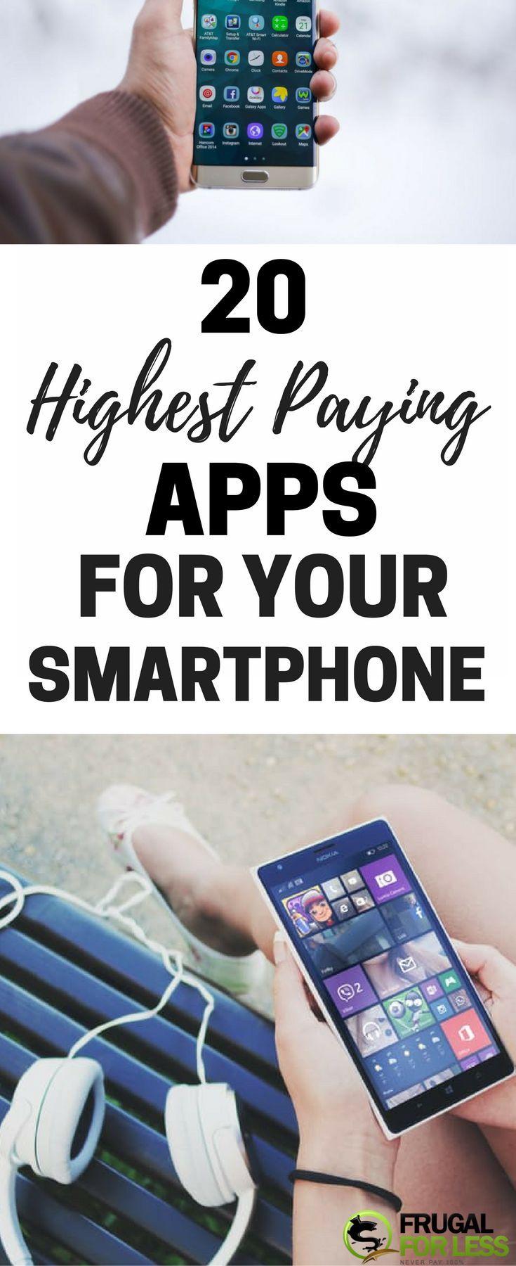 Make Money From Home | Make Money Online | Highest Paying Apps | Surveys For Money | Money Making Apps #moneymakingapps #frugal #money