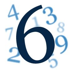 Co w sobie kryje wibracja numerologiczna liczby 6.