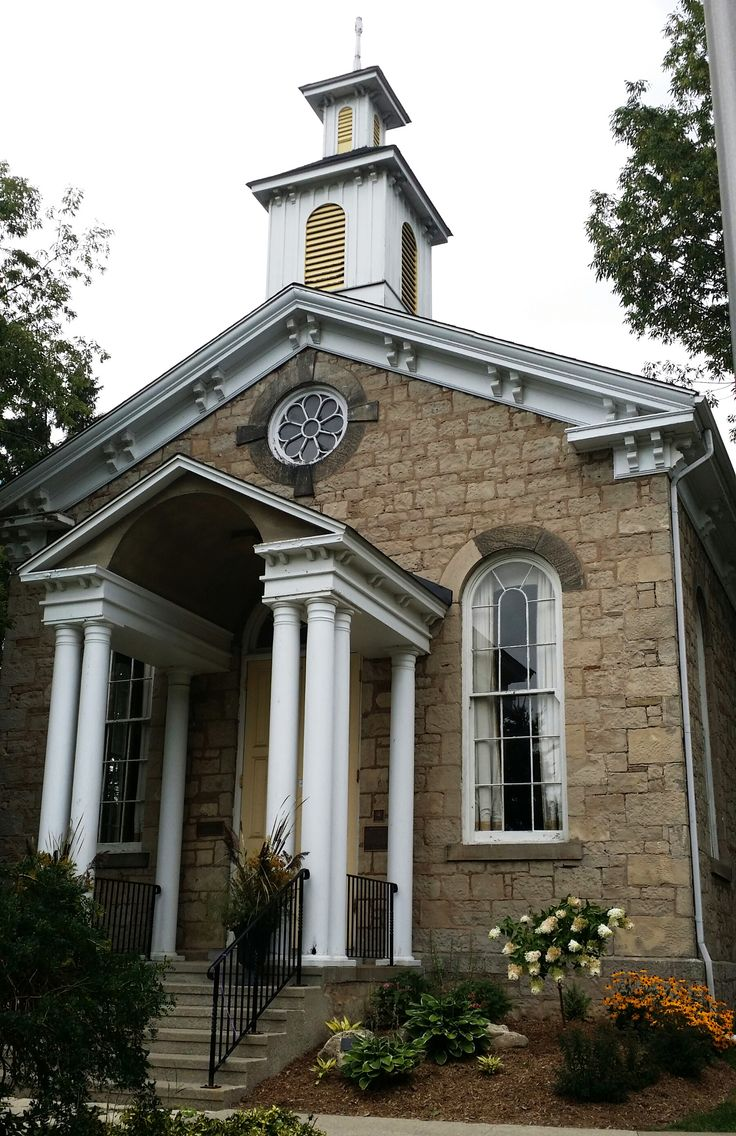 Ancaster Old Town Hall, Ancaster, Ontario makes a wonderful and historical setting for an amazing wedding!