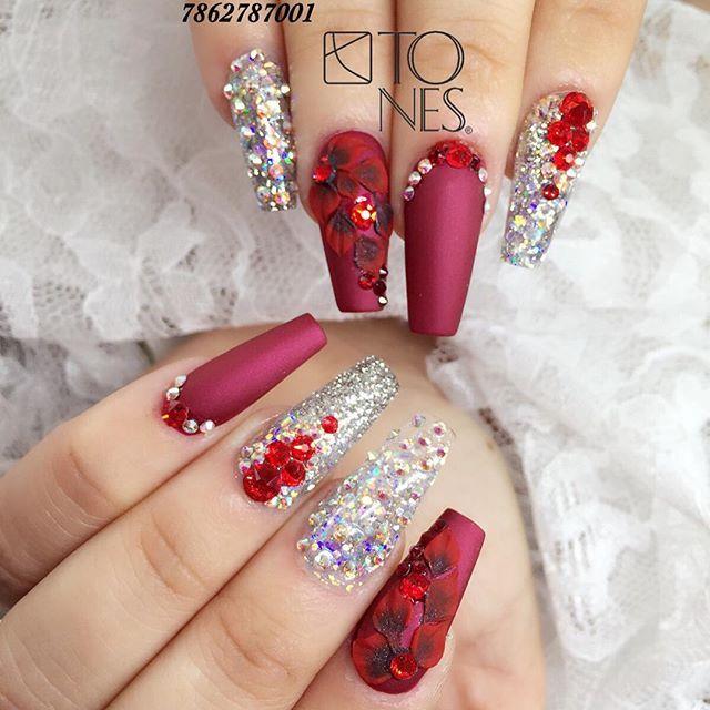 #acrilicas #nailshialeah #hialeahgardens #hialeahnails #nailsaddict #