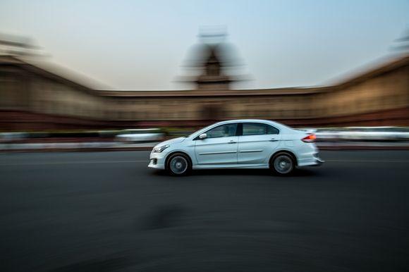 Car Panning Photography