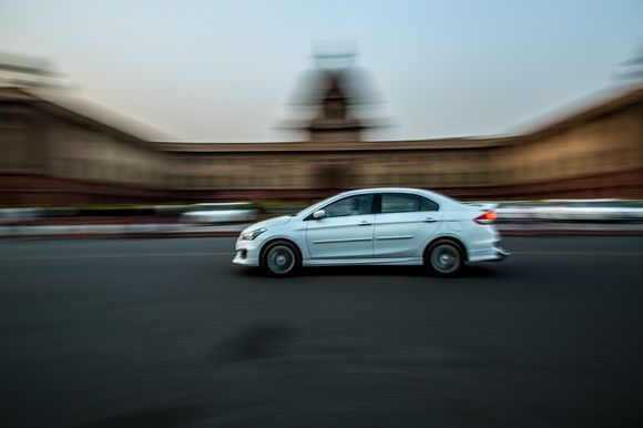 Car Panning Photography