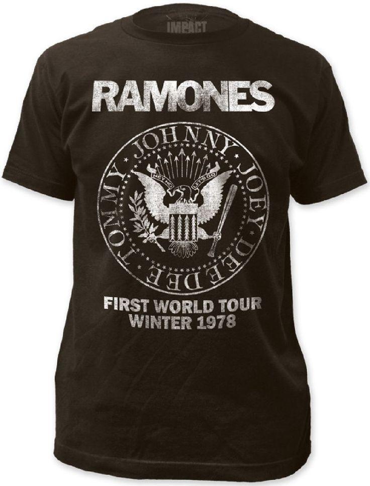 150 best men 39 s rock concert t shirts images on pinterest