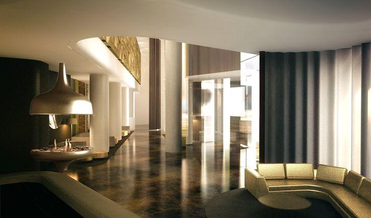 Five Star Hotel Berlin, Berlin. A project by Ippolito Fleitz Group – Identity ...