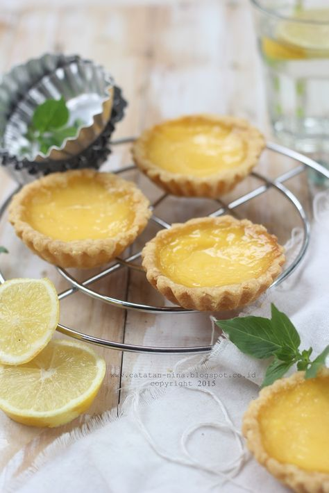 PIE SUSU LEMON - catatan-nina