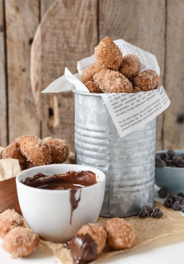 Throw some fiesta into your family's night when you make these gluten free churro poppers for dessert. They might be allergen friendly but are BIG on taste!
