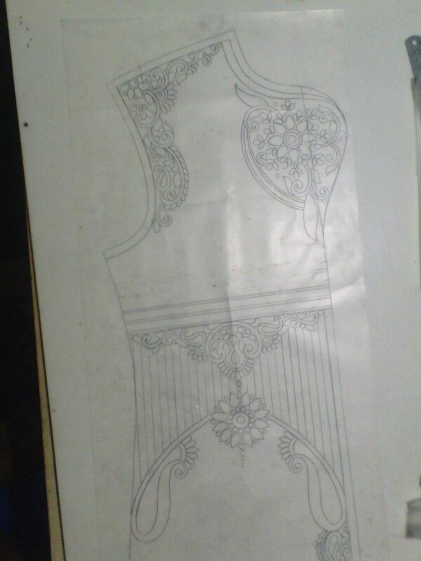 Traditional indian embroiderysilk ribbon embroiderybeaded embroideryembroidery patternsembroidery stitchestamboursketch designsherwanipencil sketching