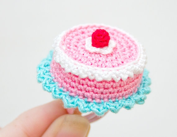 314 best crocheted food images on Pinterest Crochet food