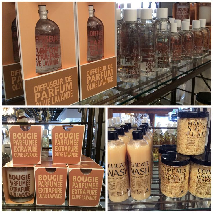 PERFECT GIFTS | Looking for some special gifts for family/friends? These beautiful Compagnie de Provence Home Fragrance, Bath & Laundry Products might just be perfect!  250 Stirling Hwy, Claremont