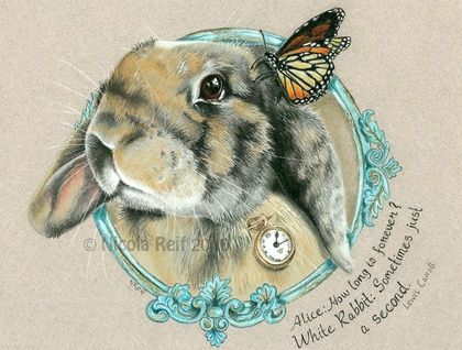 Custom hand drawn pastel painting by Nicola Reif Art pet portrait