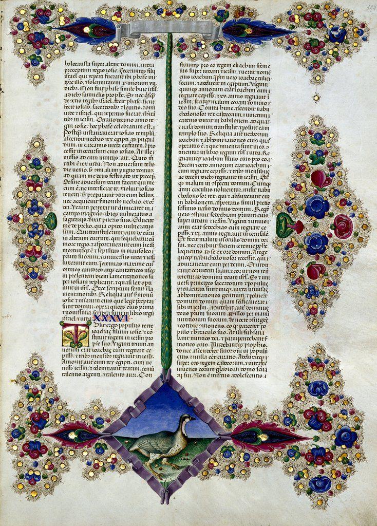 74 best (Bible) Bible of Borso du0027Este images on Pinterest Italian - best of invitation letter sample cic