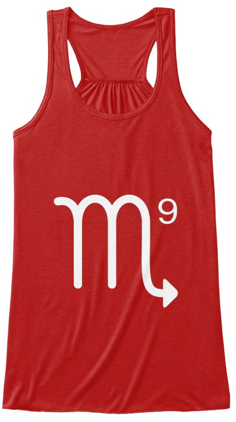M9 Red T-Shirt Front