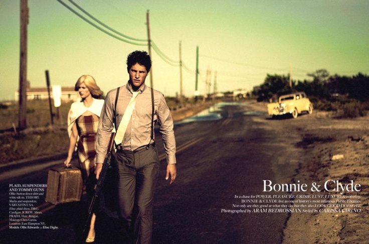 an introduction to the history of clyde barrow and bonnie parker December 9, on three different networks: history the borgias) as clyde barrow and bonnie parker to fallacies and truths about bonnie and clyde.