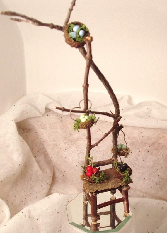 Springtime Balance Fairy chair .. needa make one of these ...