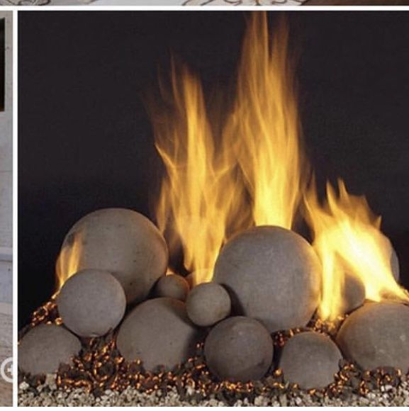 Pin By Robin Beckman On Family Room Gas Fireplace Glass Fire Pit Fireball