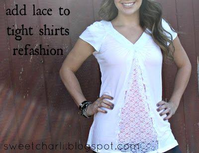 Come allargare magliette e camicie che ci vanno strette | donneinpink magazine
