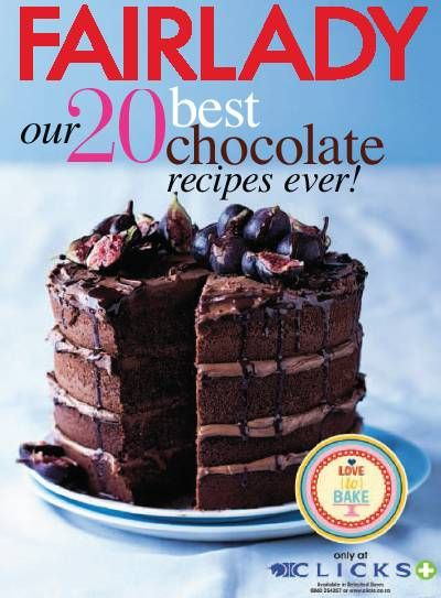 Fairlady 20 Best Chocolate Recipes Ever