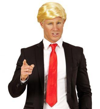 Comprar Peluca Presidente Donald Trump .
