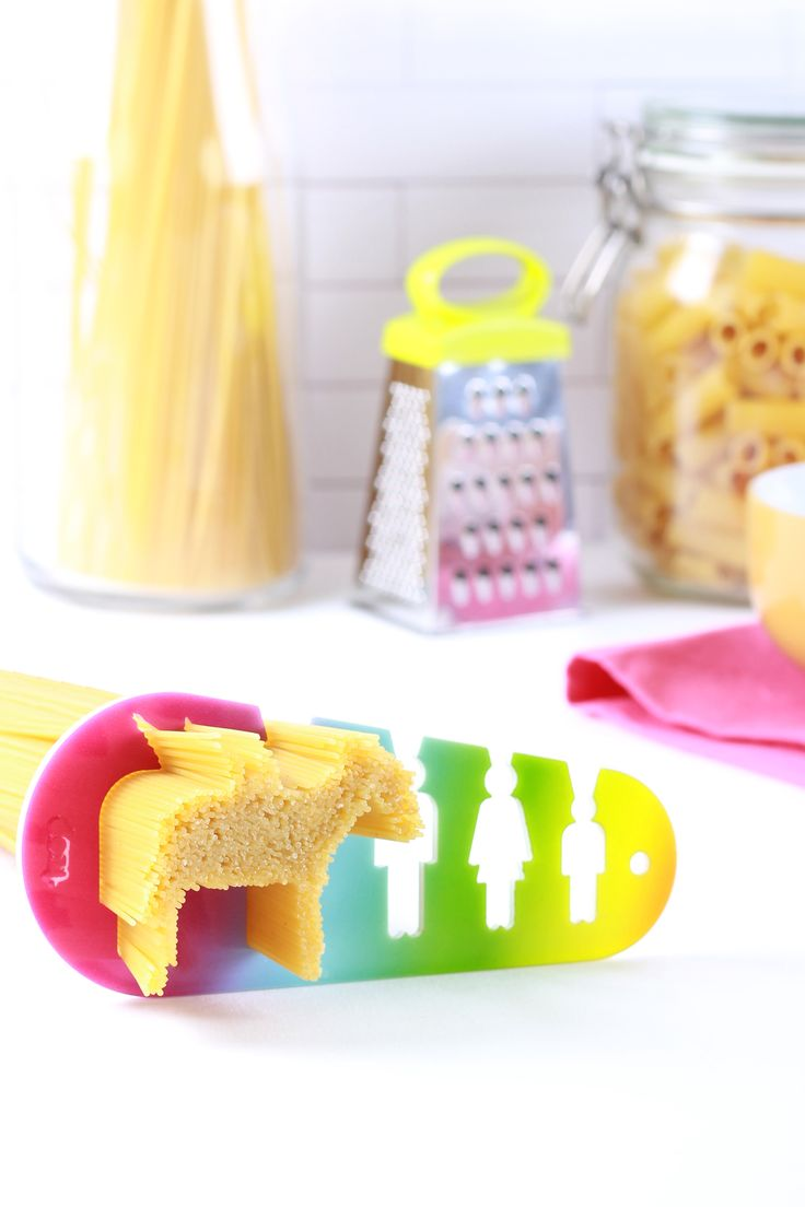 I COULD EAT A UNICORN · http://doiydesign.com/en/products/125-i-could-eat-a-unicorn.html  #pasta #unicorn #measuring #tool #kitchen www.geminioctopus.com