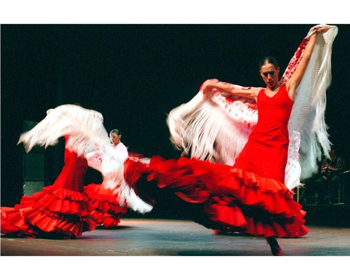 how to do the flamenco dance