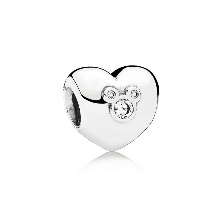 Family Forever, Clear CZ - 791884CZ - Charms | PANDORA