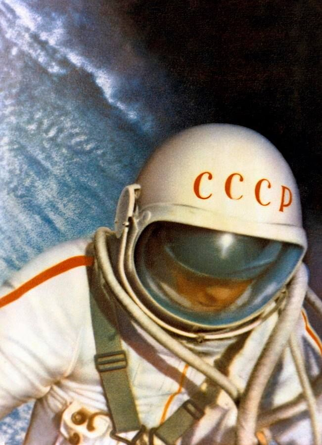 The First Spacewalk On 18 March 1965, Alexey Arkhipovich Leonov became the first…