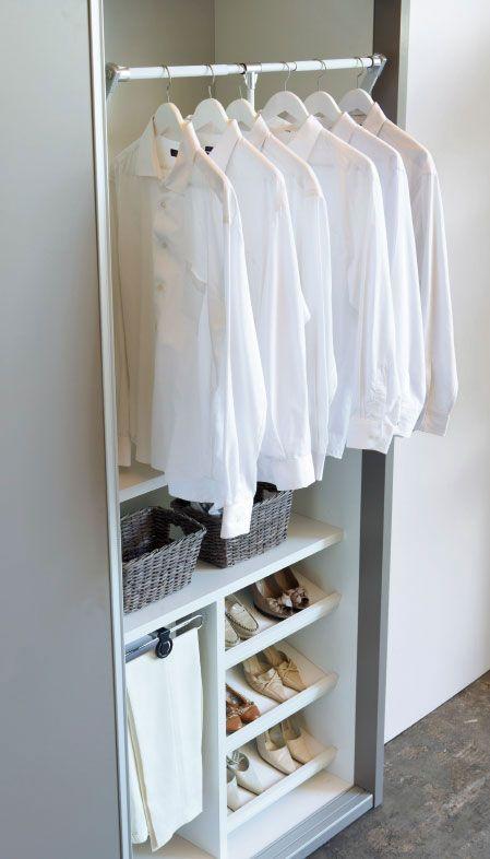 M s de 25 ideas incre bles sobre almacenaje en armarios de - Armarios para almacenaje ...