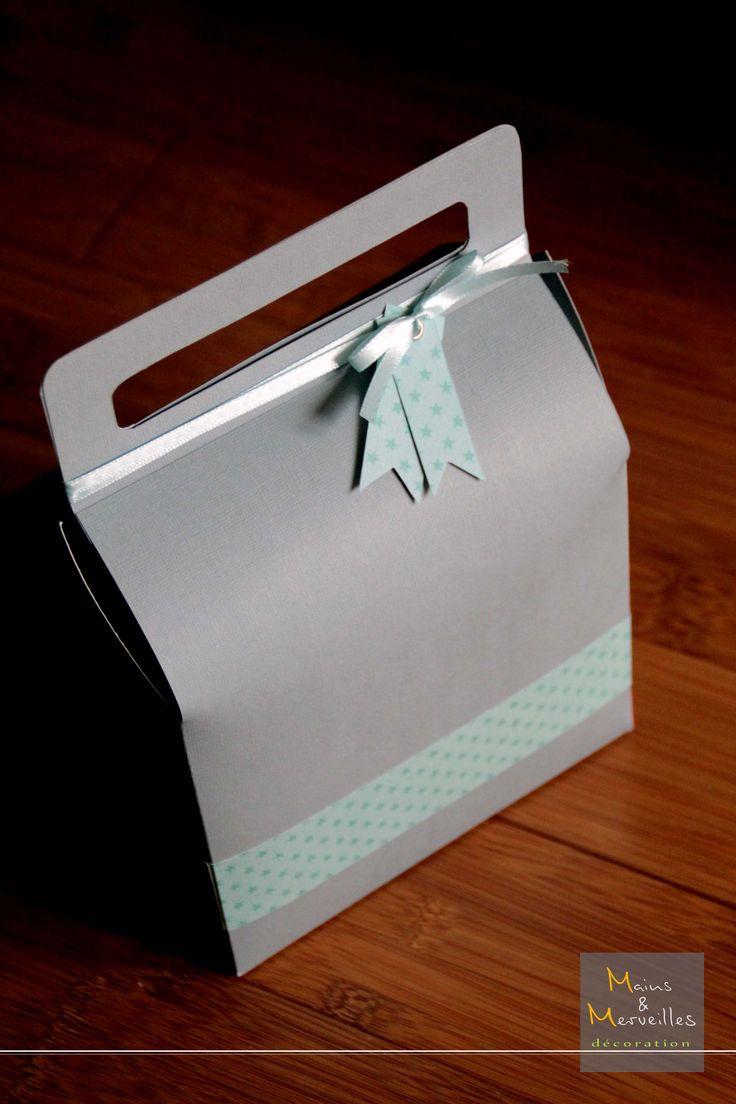 Boîte cadeau sur mesure http://www.mainsetmerveillesdeco.fr/
