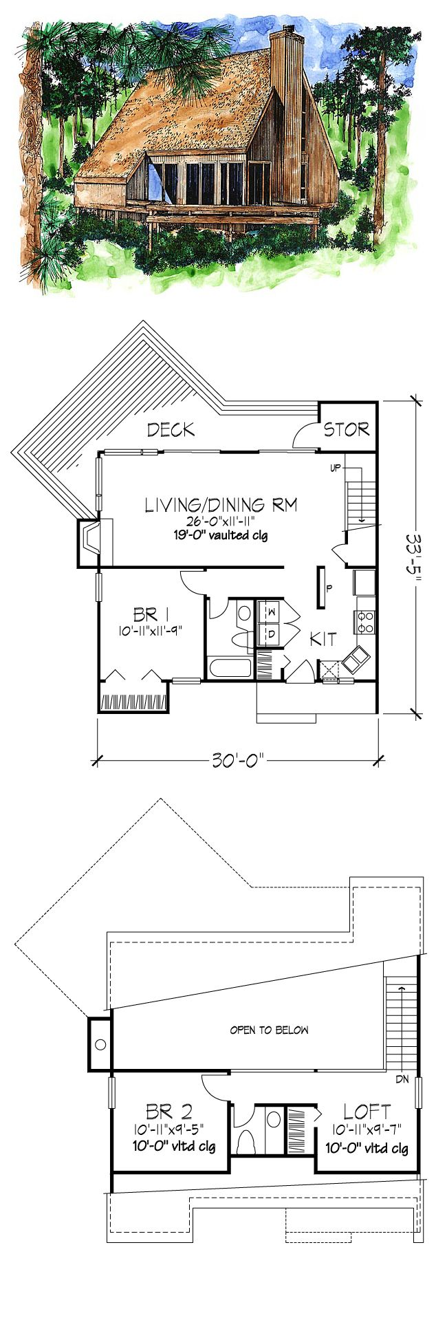 17 best a frame house plans images on pinterest