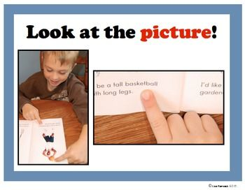 Reading Strategy Posters for Primary Grades