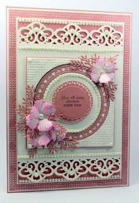 Happy Friday,   As promised another Vintage Friday. Don't forget the Takeover Weekend where Creative Expressions takeover Hochanda for th...