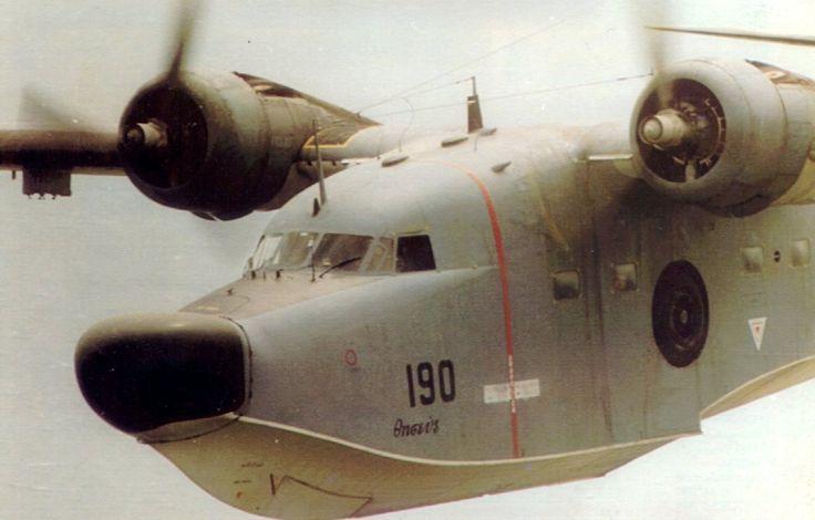 51-7190 Grumman SA-16B Albatross Hellenic Air Force