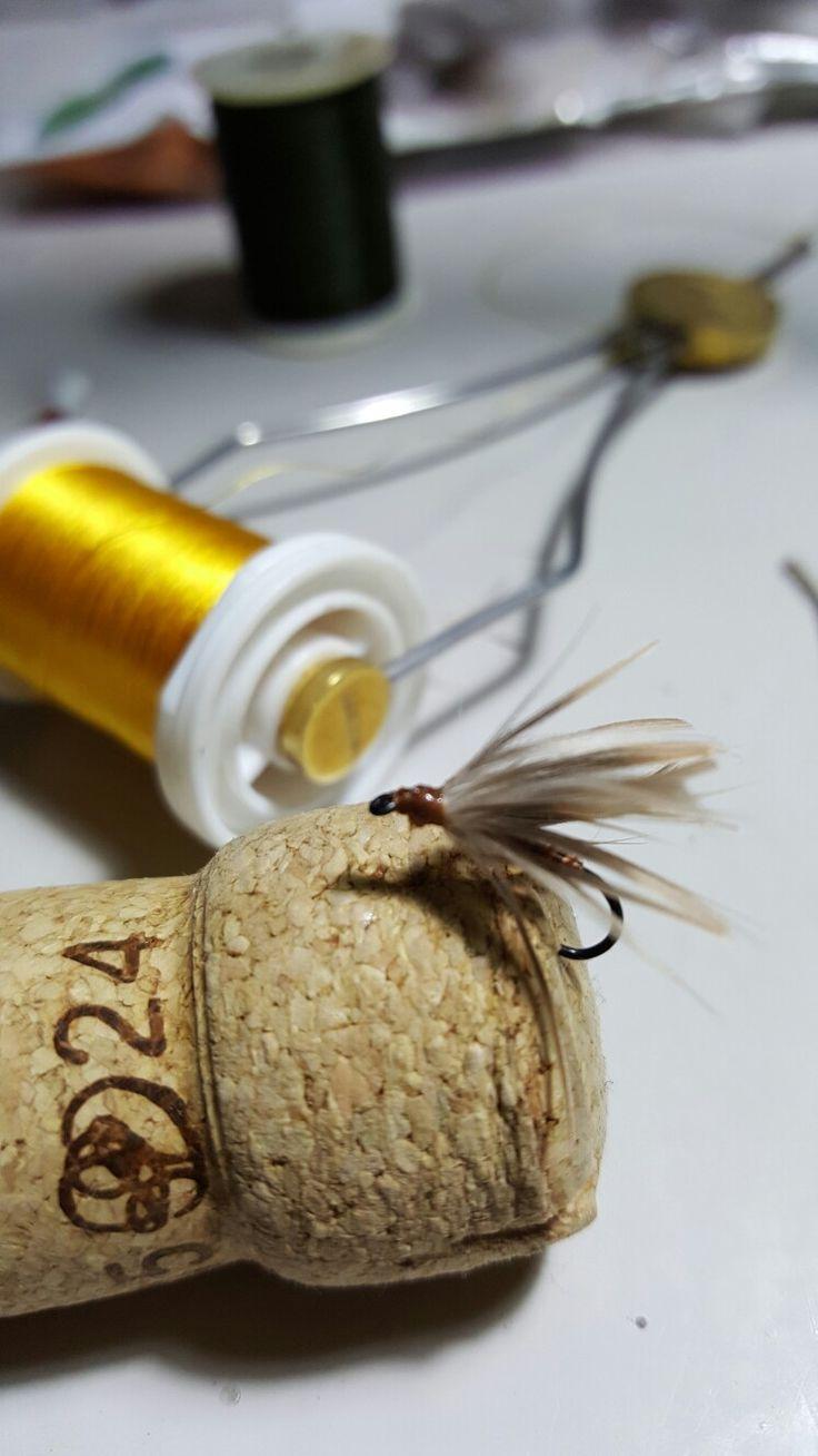 Peute #12  simple flies