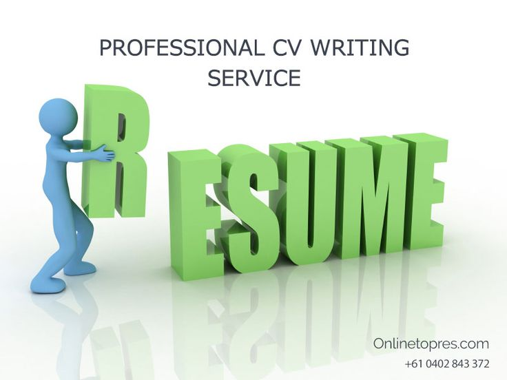 Our CV writing and other services can get you instantly noticed by recruiters.