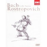 Bach - Cello Suites / Rostropovich (DVD)By Mstislav Rostropovich