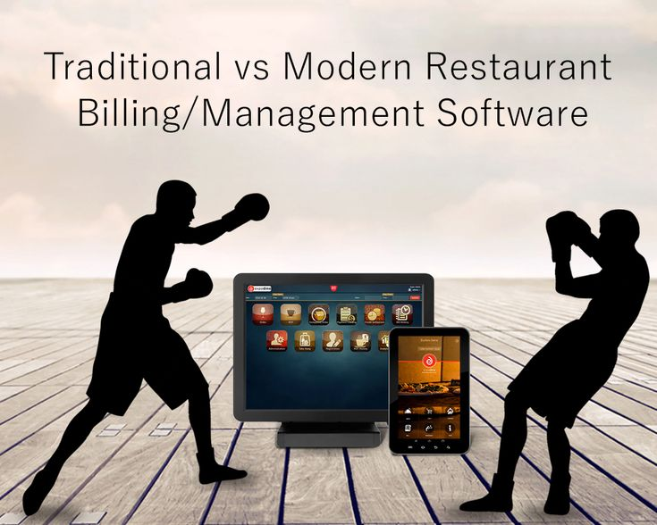 Comparing traditional vs modern restaurant management software is similar to the process where your parents used to compare you with the neighbours kid.