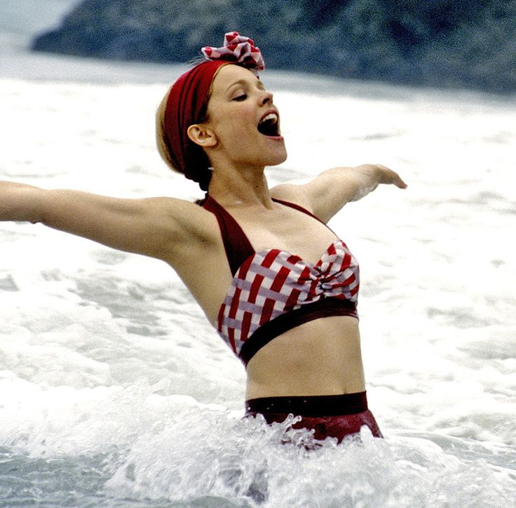The Most Iconic Swimsuit Moments in Pop Culture History   People - Rachel McAdams in The Notebook