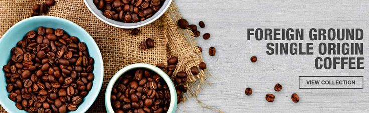 Foreign Ground Single Origin Coffee