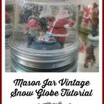 For the past week, I've been revisiting traditional Christmas recipes and traditions. Today I have something slightly different in mind. Yes, it's a Christmas craft! I was watching this Rachael Ray segment last week where this guest she had on made snow globes (did anyone see this?). She made it sound pretty easy, so I […]
