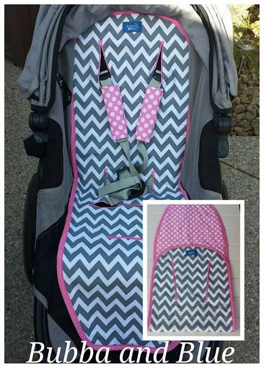 Custom fit liner for city elite or city summit xc by bubbaandblue Choose fabrics