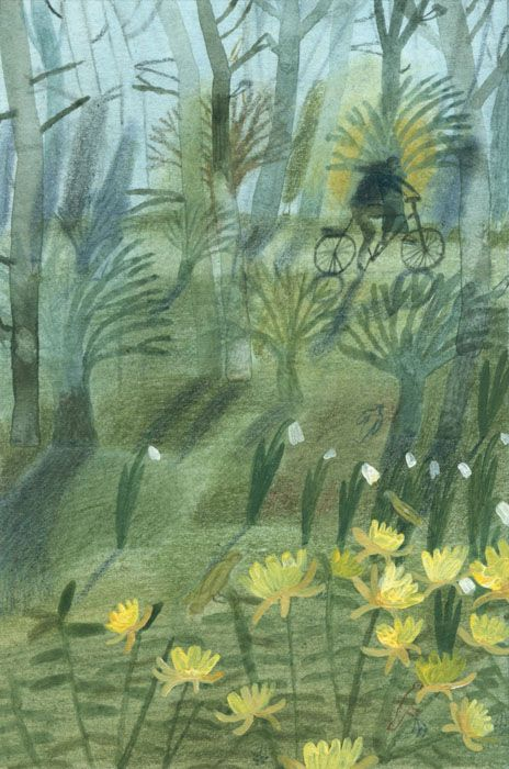 The Garden of the Finzi-Continis | The Folio Society Illustrated by Laura Carlin