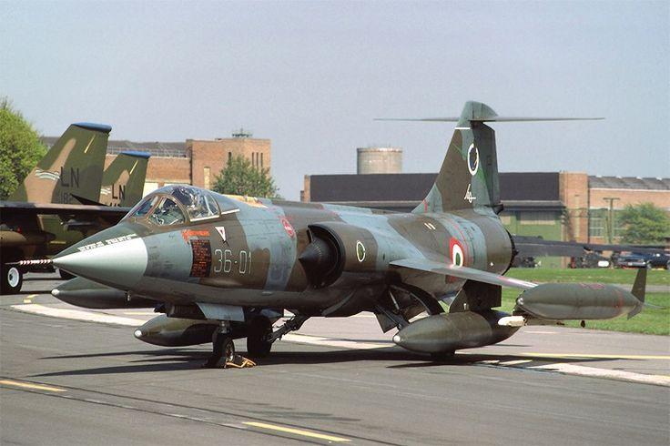 F-104S Italy