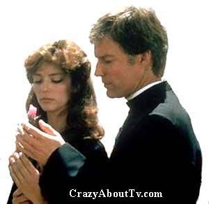 """The Thorn Birds"" ~ Richard Chamberlain, Rachel Ward."