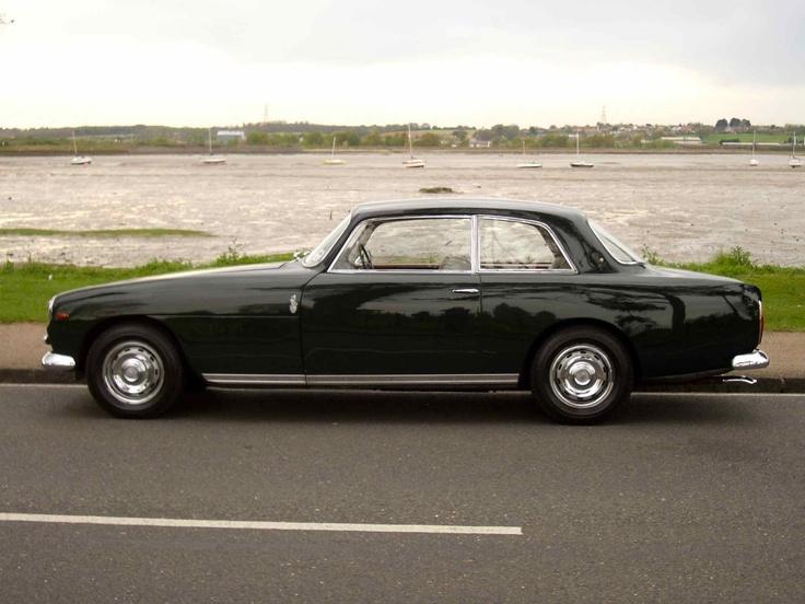 Bristol 410 1969.