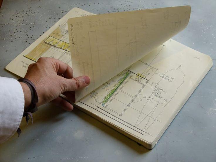 Bricolo Falsarella Associati  · Il quaderno nero: padiglione gorgo
