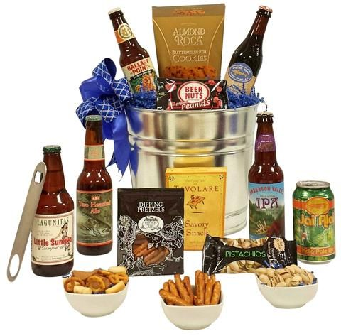 Top Rated Craft Beer Gift Basket
