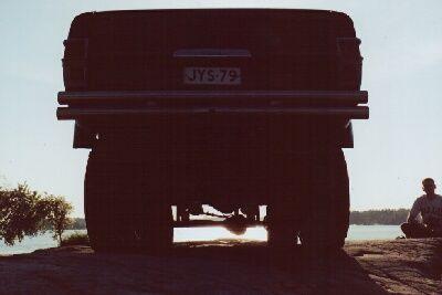 Jeep Wagoneer Monster 4x4 5.9 V8 - JEEP04 - RiceRacing Team
